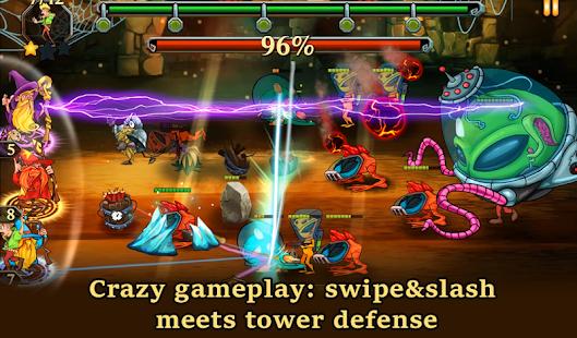 Dungeons & Aliens- screenshot thumbnail