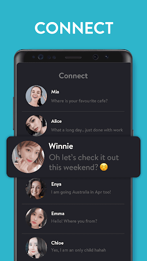 Paktor - Swipe, Match & live Chat  screenshots 5