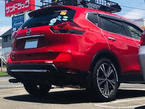 エクストレイル T32  4WD  20XI  2018年式のカスタム事例画像 じゅにあさんの2020年07月14日21:41の投稿