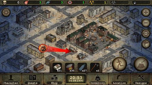 Day R Survival u2013 Apocalypse, Lone Survivor and RPG 1.556 screenshots 6