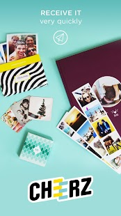 CHEERZ - Mobile Photo Printing- screenshot thumbnail