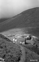 Photo: Высокогорная станция на перевале Мамисони, 2800 метров над уровнем моря.