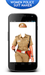 Women Police Suit Maker New- screenshot thumbnail