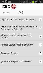 ICBC Sucursales y cajeros screenshot 6