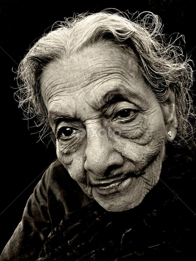 by Premkumar Antony - People Portraits of Women