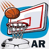 Basketball Shoot 3D Augmented Reality Hoops