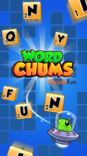 Word Chums- screenshot thumbnail