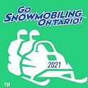 Go Snowmobiling Ontario icon