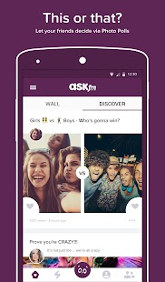 ASKfm- screenshot thumbnail