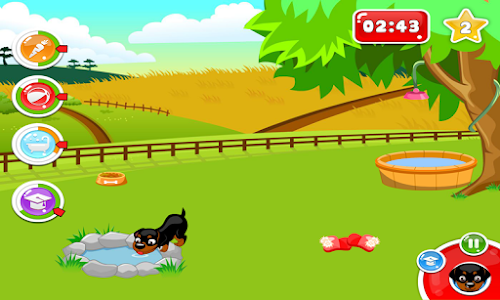 My Sweet Dog 3 - Free Game screenshot 1