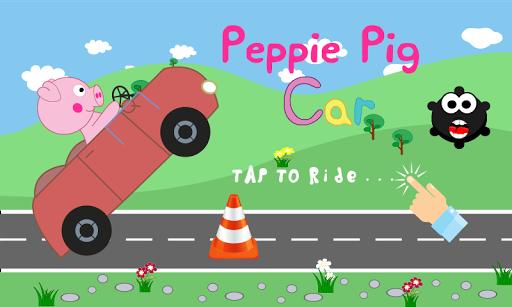 Peppie Pig Car