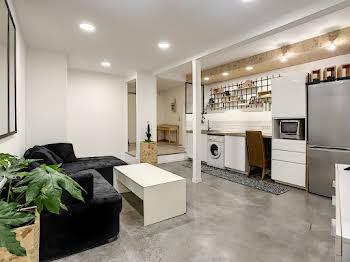 Appartement 2 pièces 56,82 m2