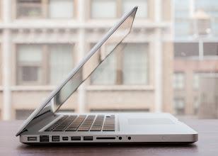 "Photo: 15"" MacBook Pro. Check out our review: http://cnet.co/LpzNR8"