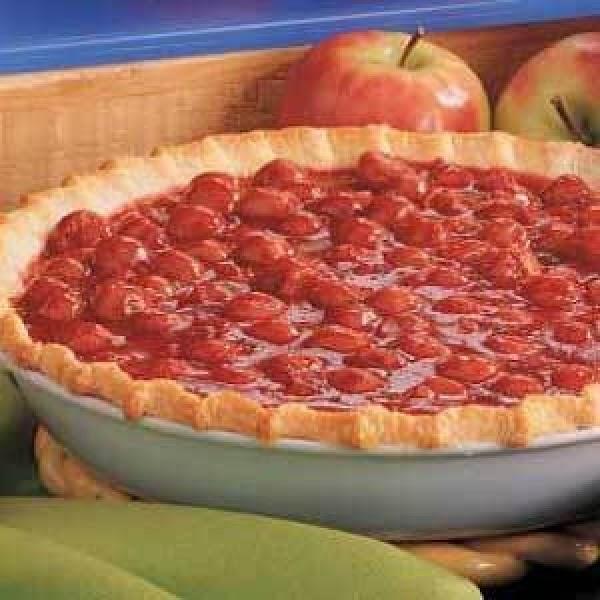 Tart Cherry Pie Recipe