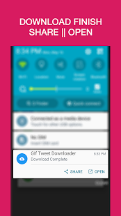 GIF | Video | Tweet Downloader Screenshot