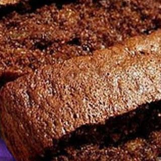 XoBanana Bread made with Xocai Healthy Dark Chocolate