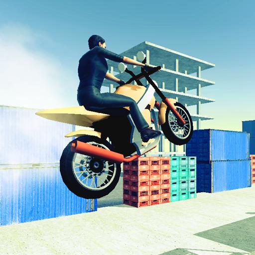 Biker Rider 3D