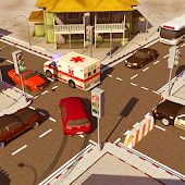 City Traffic Control Simulator
