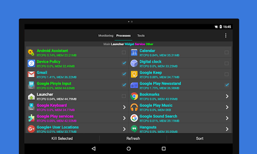 Assistant for Android - 1MB- screenshot thumbnail