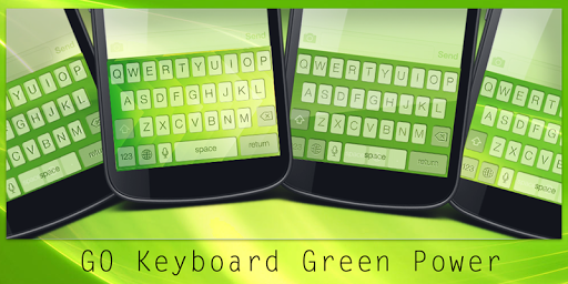 GO Keyboard Green Power