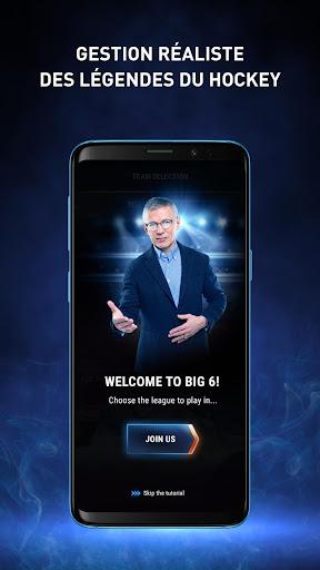 Télécharger Gratuit Big6 Hockey Manager apk mod screenshots 1