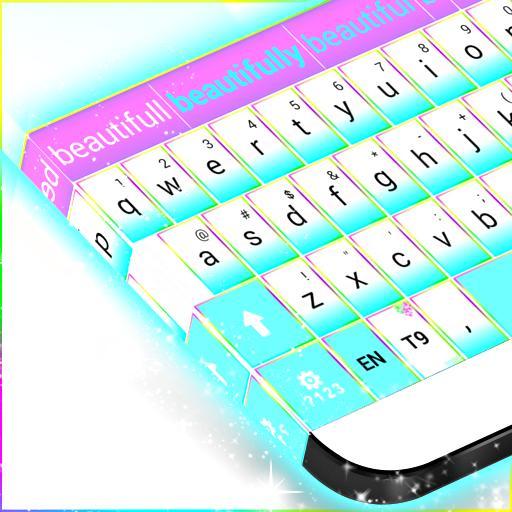 彩色鍵盤 個人化 App LOGO-硬是要APP