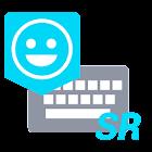 Serbian Dictionary - Emoji Keyboard icon