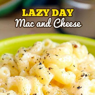 Lazy Day Mac and Cheese