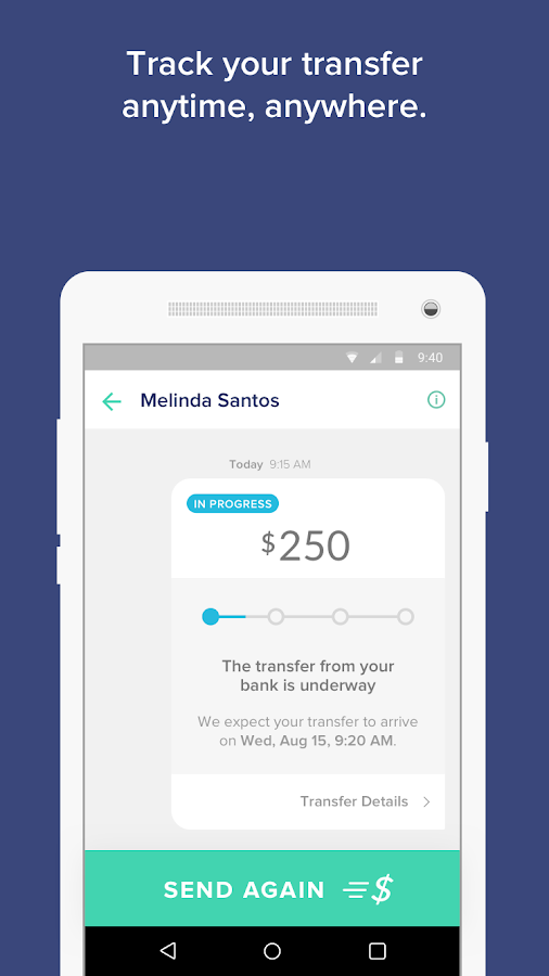 Send Money with Remitly- screenshot