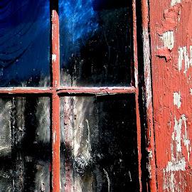 Broken window 1 by Martin Stepalavich - Artistic Objects Still Life (  )