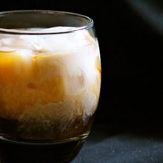 Mason Jar Iced Coffee