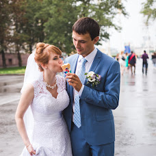 Wedding photographer Anna Bekhtina (bekhtina1). Photo of 16.10.2016