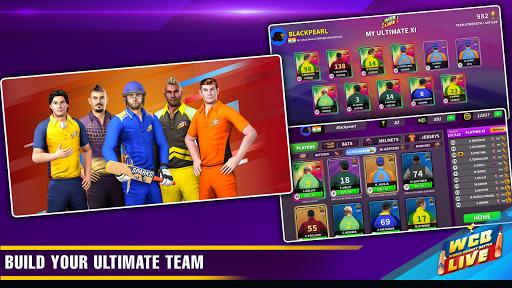 WCB LIVE Cricket Multiplayer:Play Free 1v1 Matches screenshots 10
