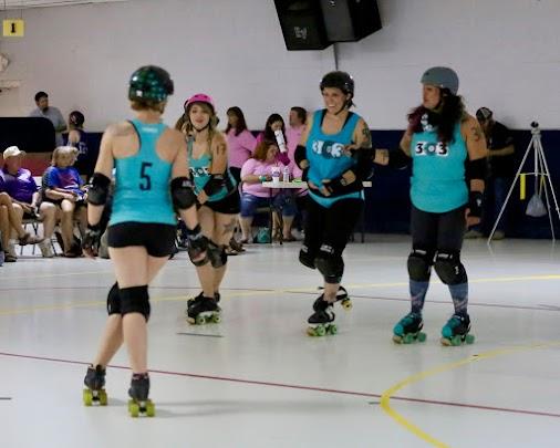 6-24-17 Roller Derby