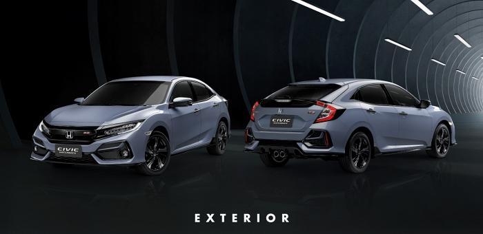 New Civic Hatchback 2020 สปอร์ตเต็มขั้น มอบความเหนือชั้นที่มากกว่า