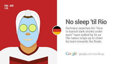 Photo: Too excited to sleep?#GoogleTrends