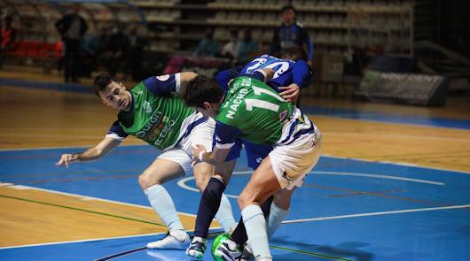 Un gol en los últimos segundos le cuesta el partido a Durán Ejido Futsal