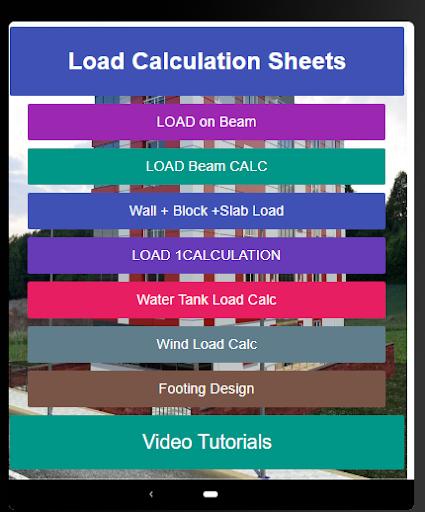 Civil Engineering Content screenshot 7