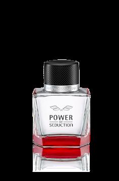 Perfume Antonio Banderas Power of Seduction para Hombre Eau De Toilette x 50ml