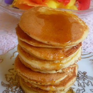 ULTRA LOW-CARB PANCAKES