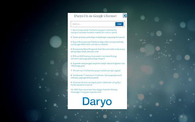 Daryo.Uz