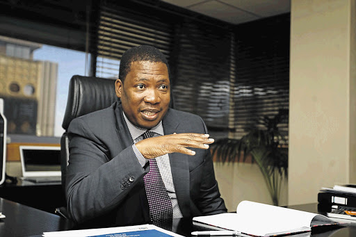 Panyaza Lesufi. File photo