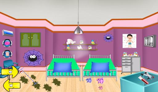 玩休閒App 病院診療所のクリーニングゲーム免費 APP試玩