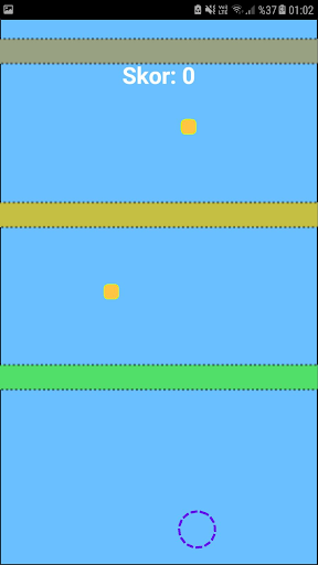 Télécharger Flappy Finger's APK MOD (Astuce) screenshots 1