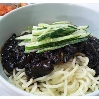 Korean Cucumbers.