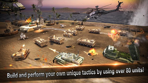 Commander Battle 1.0.6 androidappsheaven.com 3