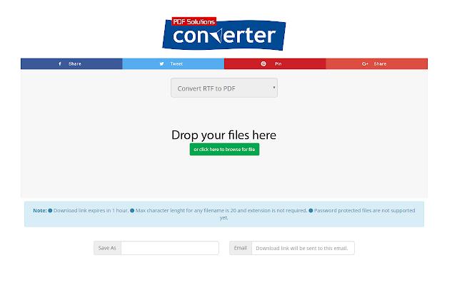 free download rtf to pdf converter software