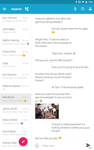 App SMS Texting from Tablet & Sync APK for Windows Phone