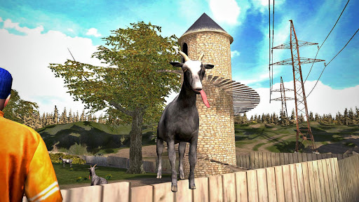 Goat Simulator 1.4.19 gameplay | by HackJr.Pw 8