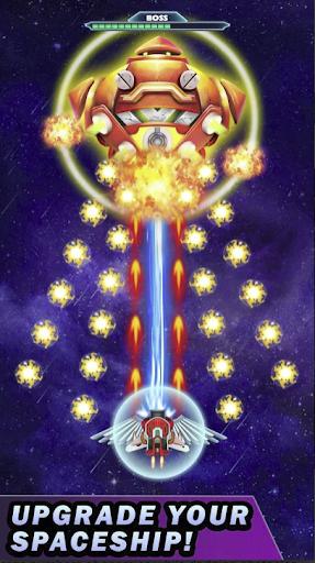 Télécharger gratuit Galaxy Shooter Alien Attack APK MOD 2
